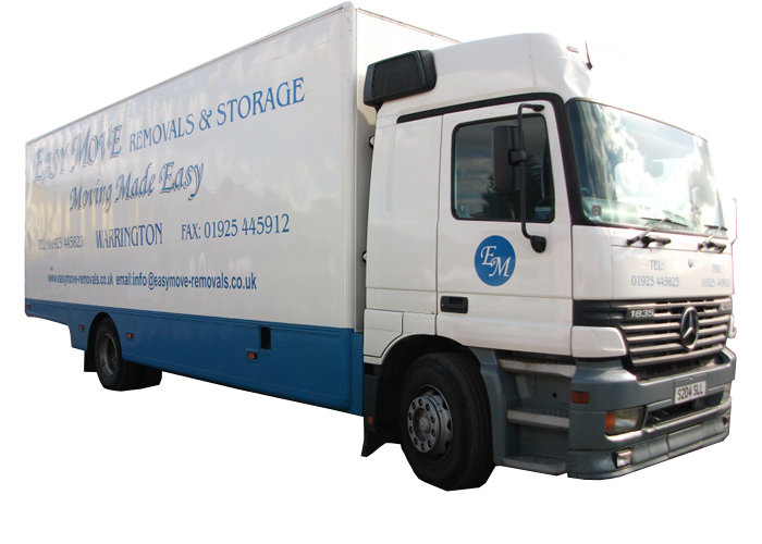 home removals Knutsford